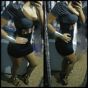 Dresses & Skirts - Women Sexy Mini Dress